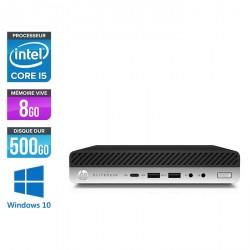 HP EliteDesk 800 G3 DM - Windows 10