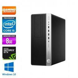 HP EliteDesk 800 G3 Tour - Gamer - Windows 10