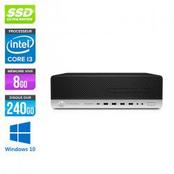 HP EliteDesk 800 G4 SFF - Windows 10