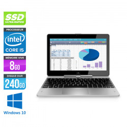 HP EliteBook Revolve 810 G3 - Windows 10
