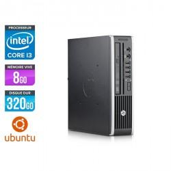HP Elite 8200 USDT - Ubuntu / Linux