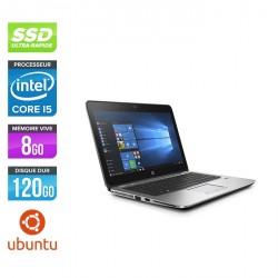 HP EliteBook 820 G3 - Ubuntu / Linux