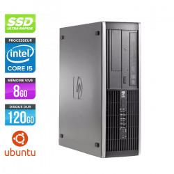 HP Elite 8300 SFF - Ubuntu / Linux