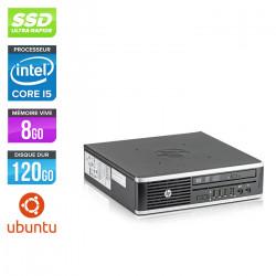 HP Elite 8300 USDT - Ubuntu / Linux