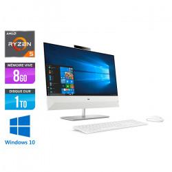PC Tout-en-un HP 24-XA1007NF AiO - Windows 10