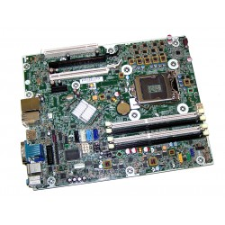 Carte Mère HP 8200 Elite SFF - 611834-001 - Socket LGA 1155