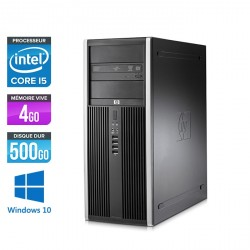 HP Elite 8300 Tour - Windows 10