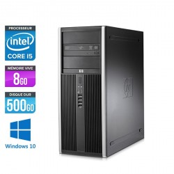 HP Elite 8300 Tour - Windows 10