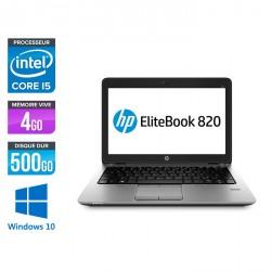 HP EliteBook 820 G1 - Windows 10