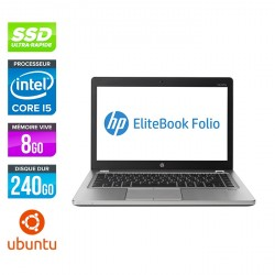 HP EliteBook Folio 9470M - Ubuntu / Linux