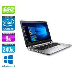 HP Probook 470 G3 - Windows 10