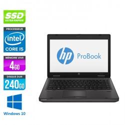 HP ProBook 6470B - Windows 10