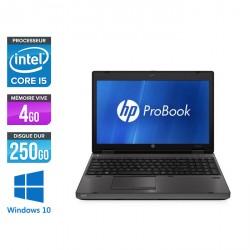 HP ProBook 6560B - Windows 10