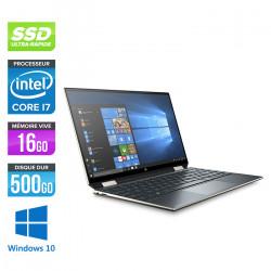 HP Spectre x360 Convertible 13-aw0017nf - Windows 10