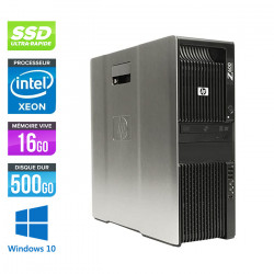 HP Workstation Z600 - Windows 10