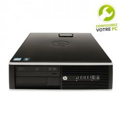 HP Elite 8200 SFF - Configurez votre Pc sur-mesure