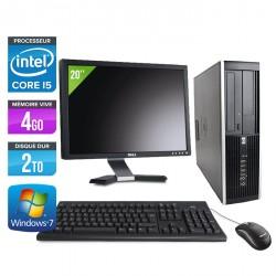 HP Elite 8200 SFF + Ecran 20''