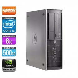 HP Elite 8300 SFF - Gamer