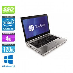 HP EliteBook 8460P - Windows 10