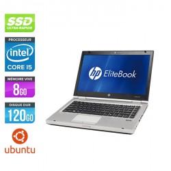 HP EliteBook 8460P - Ubuntu / Linux