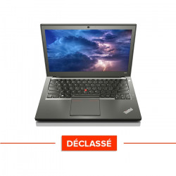 Lenovo ThinkPad X240 - Windows 10 - Déclassé