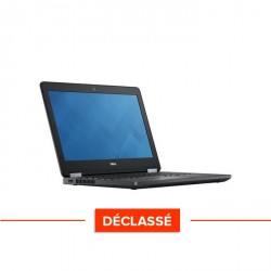Dell Latitude E5270 - Windows 10 - Déclassé