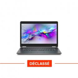 Dell Latitude E7470 - Windows 10 - Déclassé
