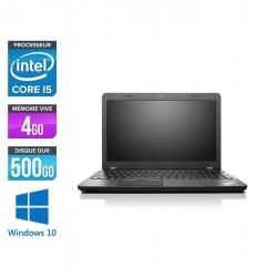 Lenovo ThinkPad E550 - Windows 10