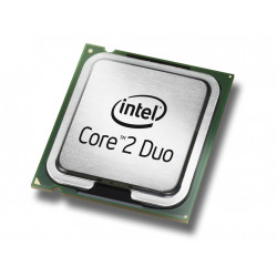 Processeur CPU - Intel Core 2 Duo E7300 - 2.66 GHz - 3Mo - SLAPB