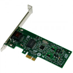 Intel Carte PCI-E PRO/1000 CT Desktop - Low Profile
