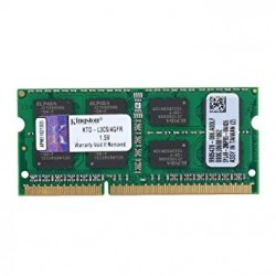 Kingston - SO-DIMM - KTD-L3CS/4G - 4 Go - DDR3 - PC3-12800S