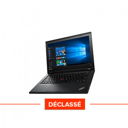 Lenovo ThinkPad L440 - Windows 10 - déclassé