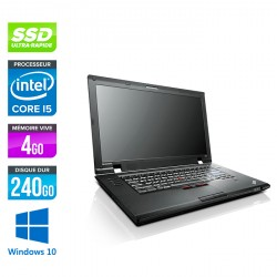 Lenovo ThinkPad L520 - Windows 10