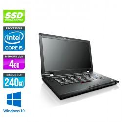 Lenovo ThinkPad L520 - Ubuntu / Linux
