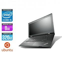 Lenovo ThinkPad L530 - Ubuntu / Linux