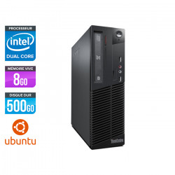 Lenovo ThinkCentre M72E SFF - Ubuntu / Linux