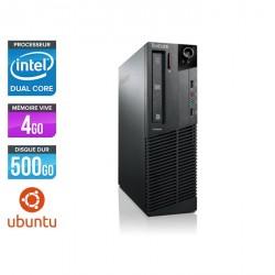 Lenovo ThinkCentre M73 SFF - Ubuntu / Linux