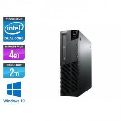 Lenovo ThinkCentre M82 SFF - Windows 10