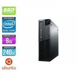 Lenovo ThinkCentre M82 SFF - Ubuntu / Linux