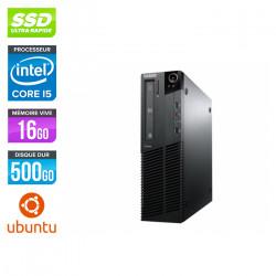 Lenovo ThinkCentre M83 SFF - Ubuntu / Linux