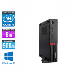Lenovo ThinkCentre M900 Tiny - Windows 10