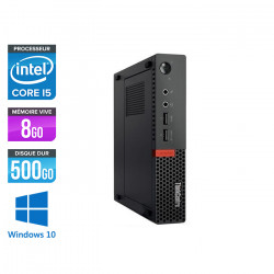 Lenovo ThinkCentre M910Q USFF / TINY - Windows 10