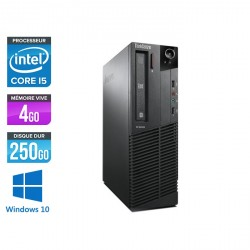 Lenovo ThinkCentre M91P Desktop - Windows 10