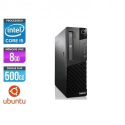 Lenovo ThinkCentre M93P SFF - Ubuntu / Linux