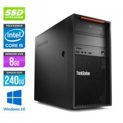 Lenovo ThinkStation P300 - Windows 10