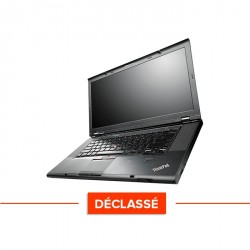 Lenovo ThinkPad T530 - Windows 10 - Déclassé