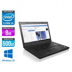 Lenovo ThinkPad L460 - Windows 10
