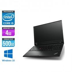 Lenovo ThinkPad L540 - Windows 10
