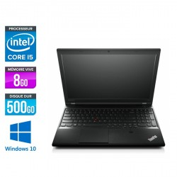 Lenovo ThinkPad L540 - Windows 10