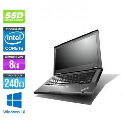Lenovo ThinkPad T430 - Windows 10